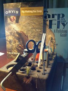 Book Review: 'Orvis Guide to Fly Fishing for Carp'