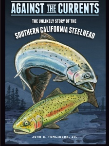 The first book published by Aquarium of the Pacific in Long Beach details the struggles of the endangered Southern California Steelhead. (With permission, Aquarium of the Pacific)
