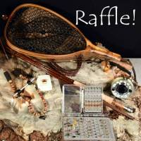 Sierra Nets hosts Casting for Recovery/Project Healing Waters raffle
