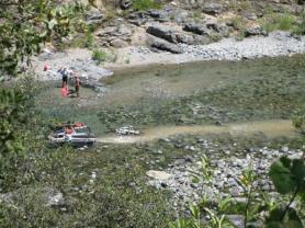 north-fork-redeker-dredging-070707-dredge-plume_upper-american-river-fdn