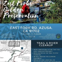 Calendar Item: Help clean up the East Fork