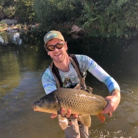 How about fall fishing on the LA?